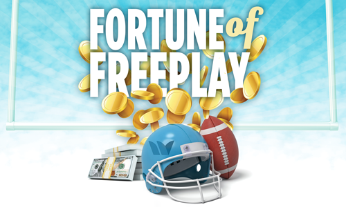 Fortune of FreePlay Drawings